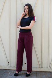 Calça Norma Pantalona